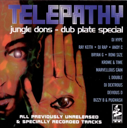 Telepathy Jungle Dons Dub Plate Special