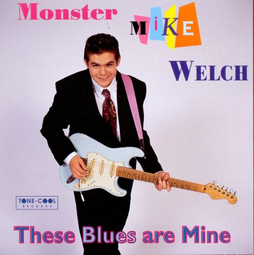 These Blues Are Mine