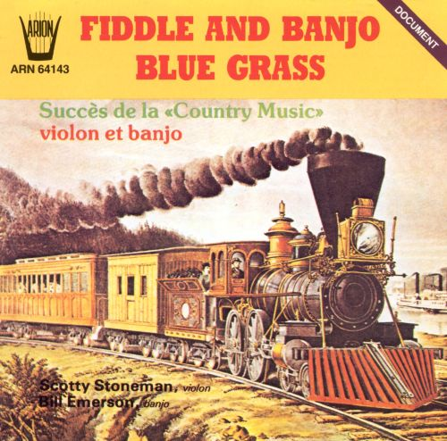 Fiddle and Banjo Bluegrass