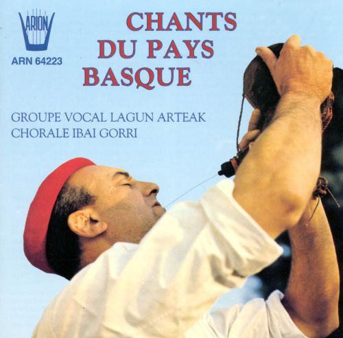 Songs from the Basque Country