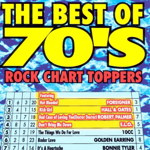 The Best of '70s Rock Chart Toppers