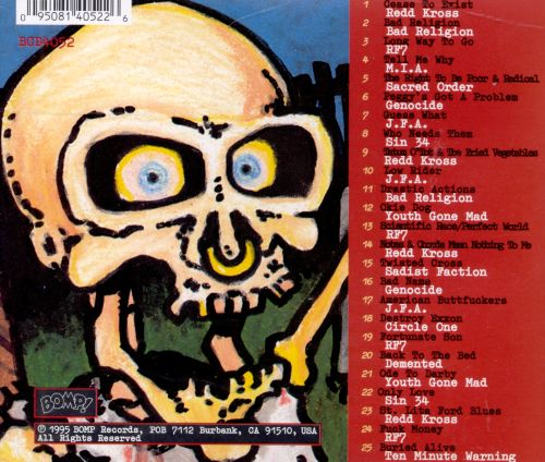 Buried Alive: Best from Smoke 7 Records 1981-1983