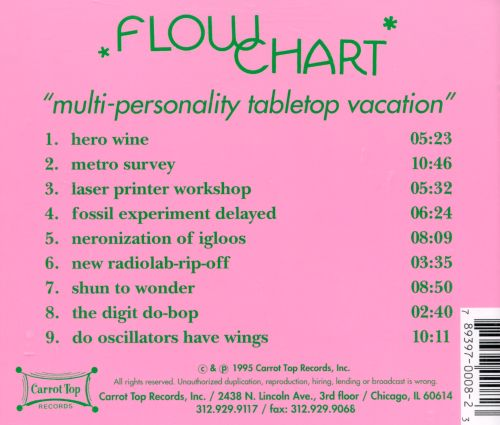 Multi-Personality Tabletop Vacation
