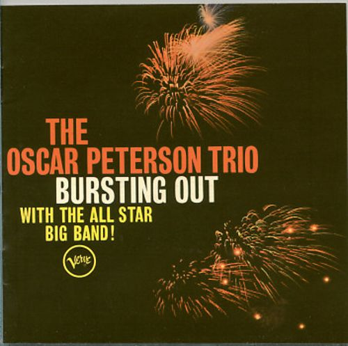 Bursting Out with the All-Star Big Band!/The Swinging Brass