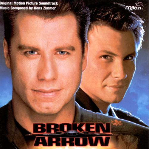 Broken arrow hans zimmer songs reviews credits for Zimmer soundtrack