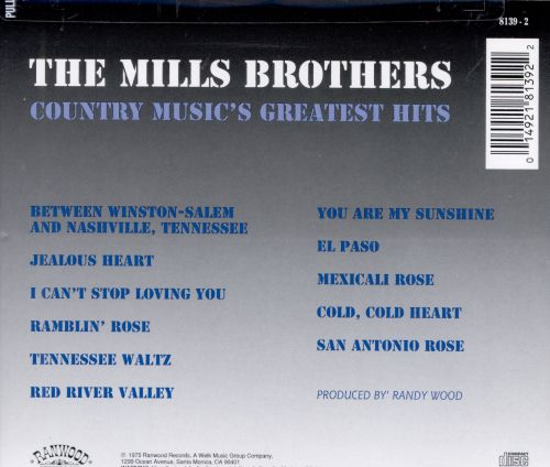 Country Music's Greatest Hits