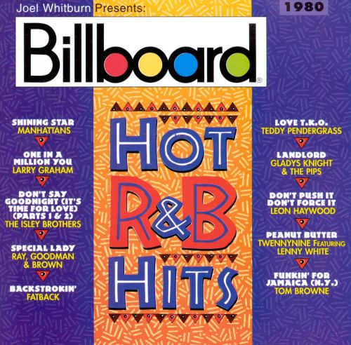 Billboard Hot R&B Hits 1980