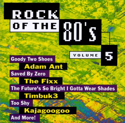 Rock of the '80s, Vol. 5