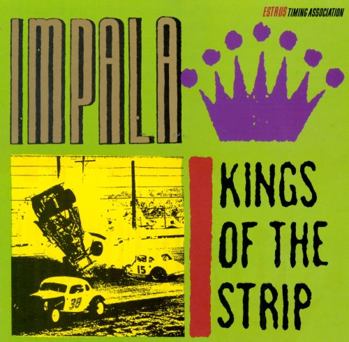Kings of the Strip [EP]