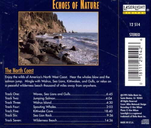 The Echoes of Nature: North Coast