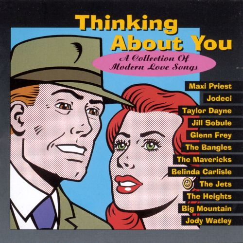 Thinking About You: A Collection of Modern Love Songs