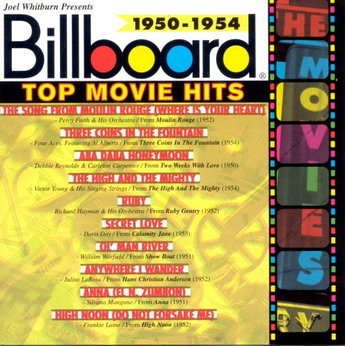 [1950s] Billboard's Top 100 Songs of The Fifties. - Rate ...