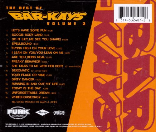 The Best of Bar-Kays, Vol. 2