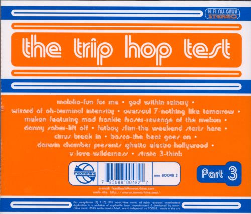 The Trip Hop Test, Vol. 3