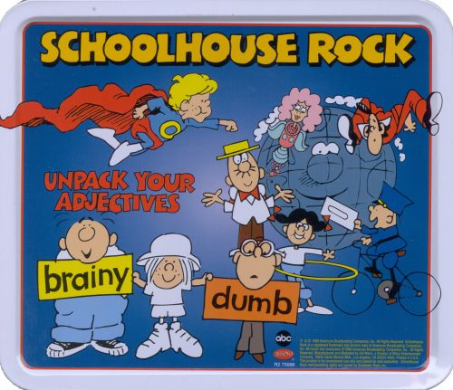 Schoolhouse rock schoolhouse rock songs reviews for Schoolhouse music