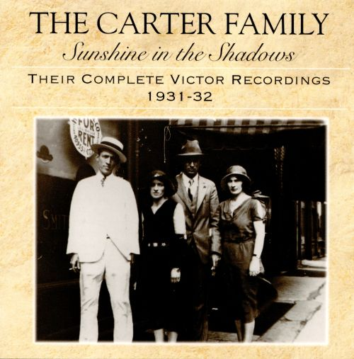 Sunshine in the Shadows: Their Complete Victor Recordings (1931-32)