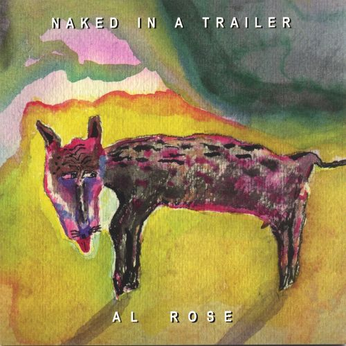 Naked in a Trailer