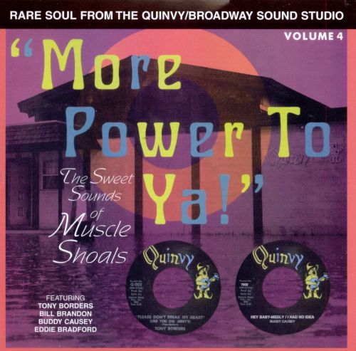 Muscle Shoals, Vol. 4: More Power to Ya