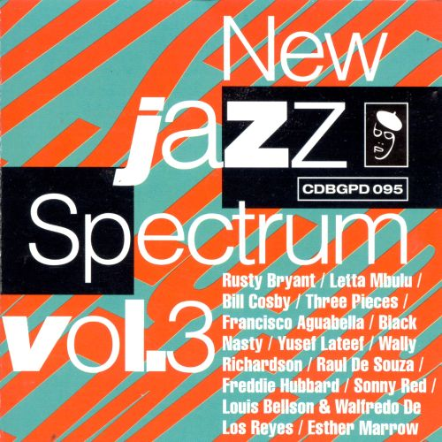 New Jazz Spectrum, Vol. 3