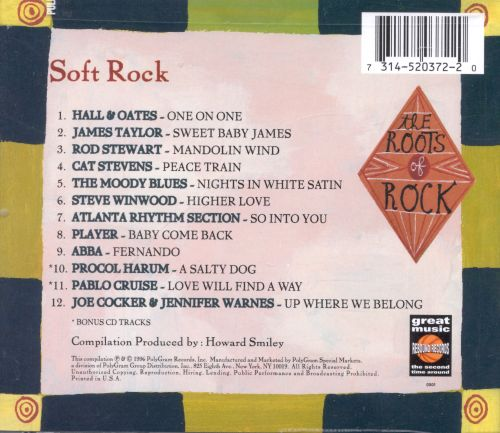 Roots of Rock: Soft Rock