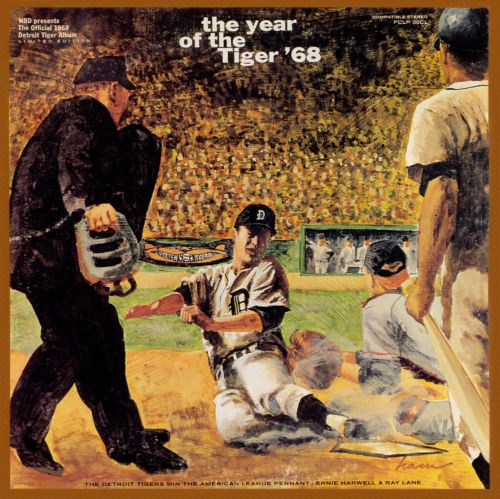 Year of the Tiger '68