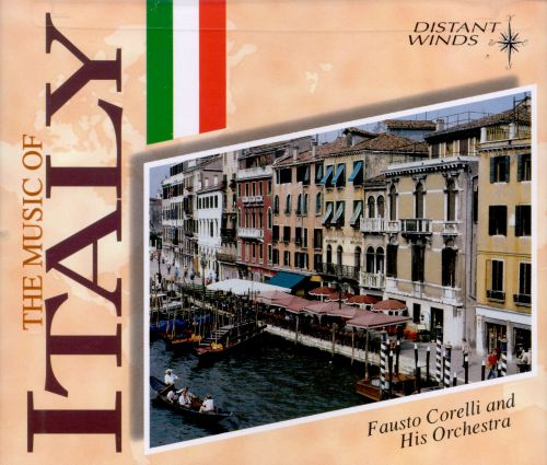 Music of Italy [Intersound]