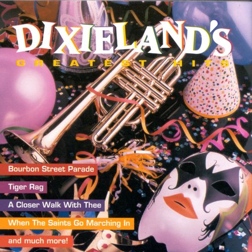 Dixieland's Greatest Hits [Intersound 1993]