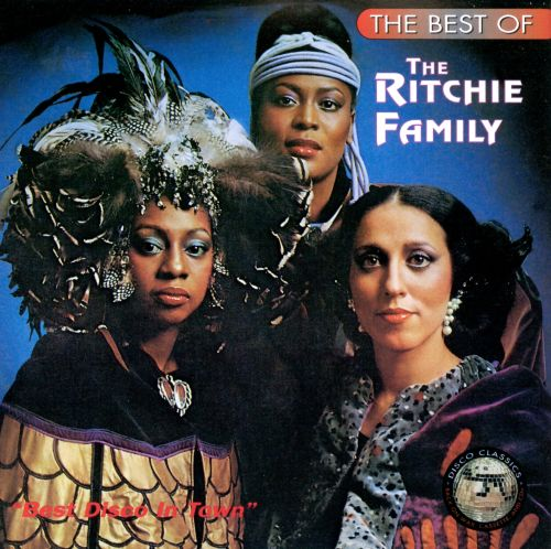 The Ritchie Family - The best disco in Town