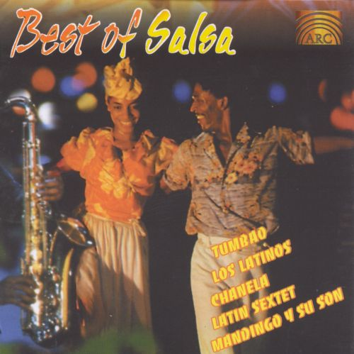 The Best of Salsa [Arc 1995]