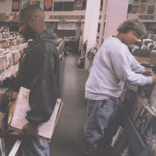 Entroducing… – DJ Shadow (1996)