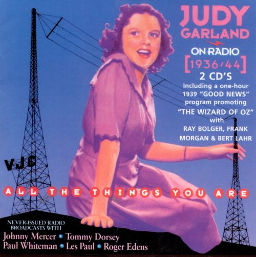 On Radio 1936-1944, Vol. 1: All the Things You Are [Jazz Classics]