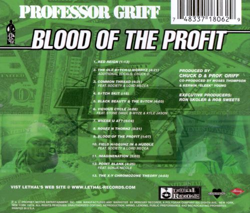 Blood of the Profit