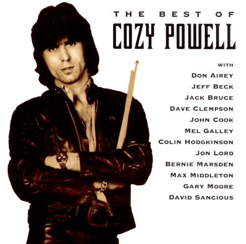 The Best Of Cozy Powell Cozy Powell Songs Reviews Credits Allmusic