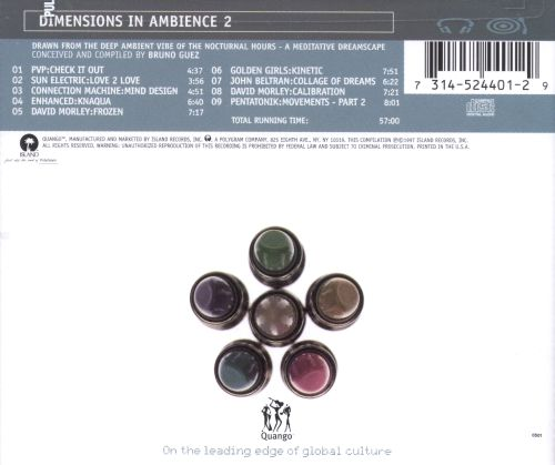 Dimensions in Ambience, Vol. 2