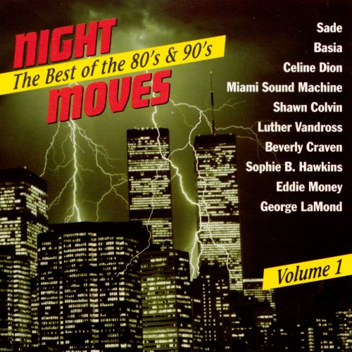 Various - Night Moves (1980 The Sound Explosion)