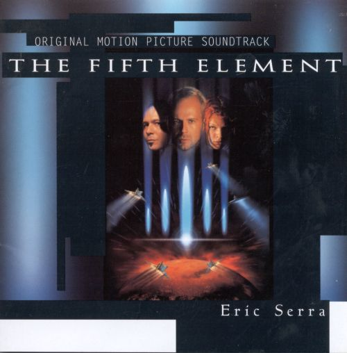 The Fifth Element [Original Motion Picture Soundtrack]