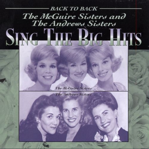 McGuire Sisters - Songs Everybody Knows
