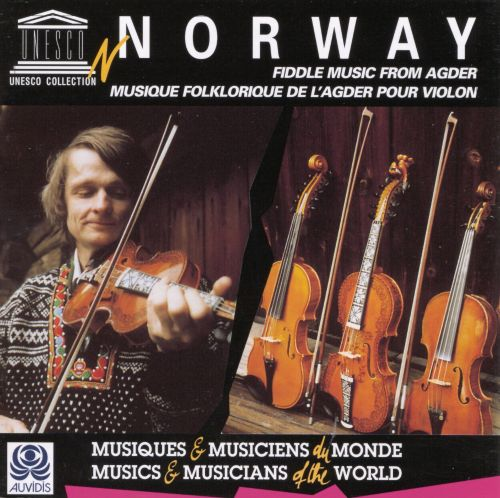 Norway: Fiddle Music from Agder