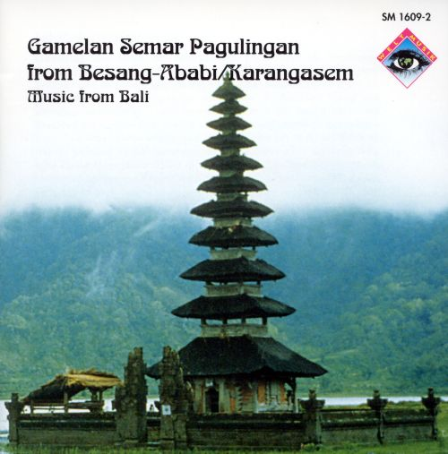 Music from Bali