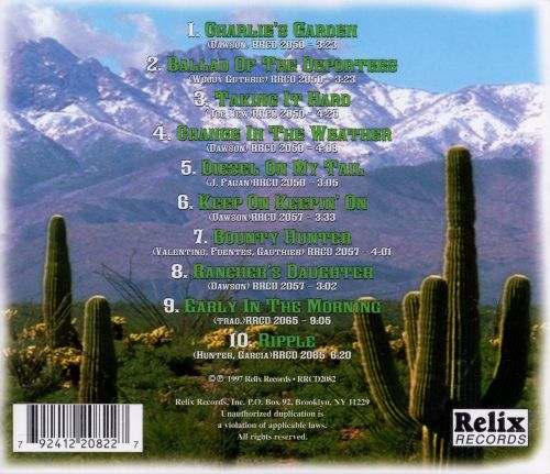 Relix's Best of the New: New Riders of the Purple Sage