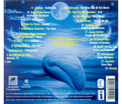 M.O.M., Vol. 2: Music for Our Mother Ocean