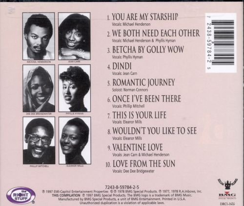 The Best of Norman Connors & Friends