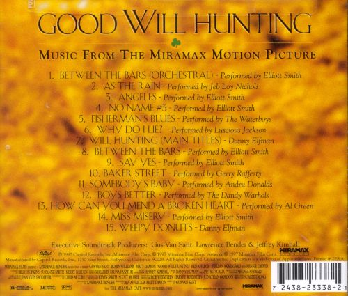 Good Will Hunting [Original Soundtrack]