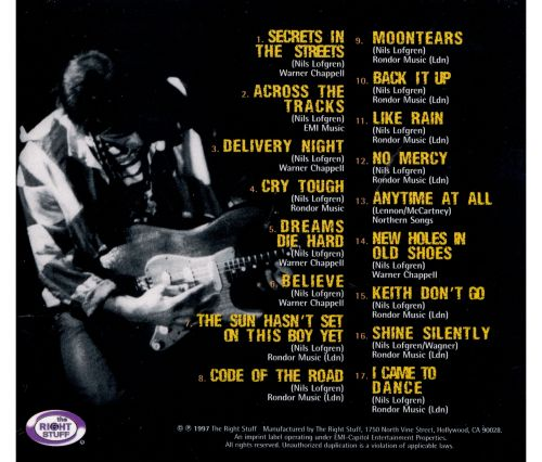 Code of the Road: Greatest Hits Live