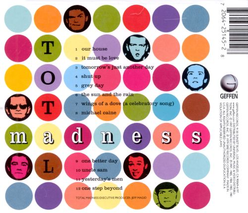 Total Madness: The Very Best of Madness
