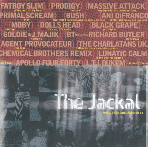 The Jackal [Original Soundtrack]