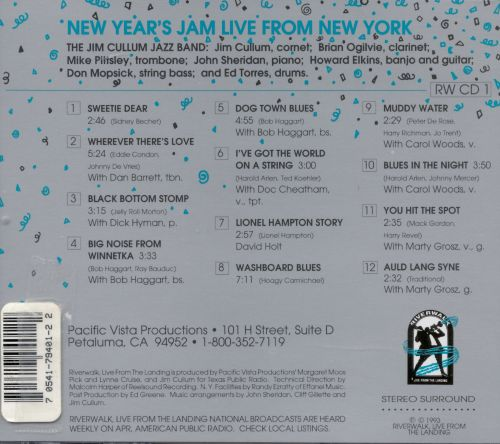 New Year's All Star Jam
