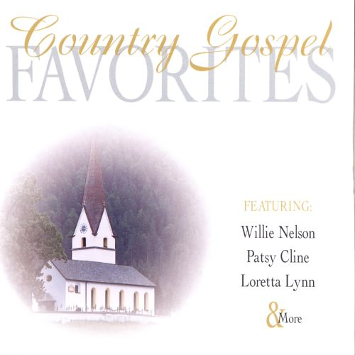 Country Gospel Favorites [Universal]
