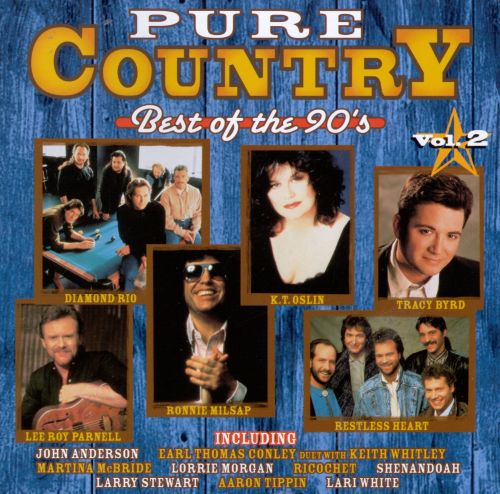 Pure Country: Best of 90's, Vol. 2