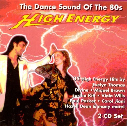 High energy dance music of the 80 39 s various artists for House music 1980s songs